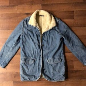 VTG AG Adriano Goldschmied Denim Jacket Size L